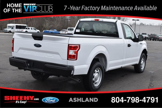2019 F-150 Regular Cab 4x2,  Pickup #JE03152 - photo 5