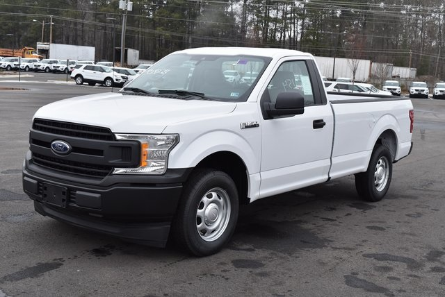 2019 F-150 Regular Cab 4x2, Pickup #JE03153 - photo 1