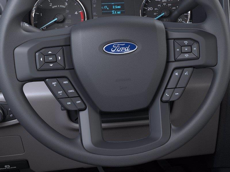 2021 Ford F-250 Crew Cab 4x4, Pickup #JE04951 - photo 12