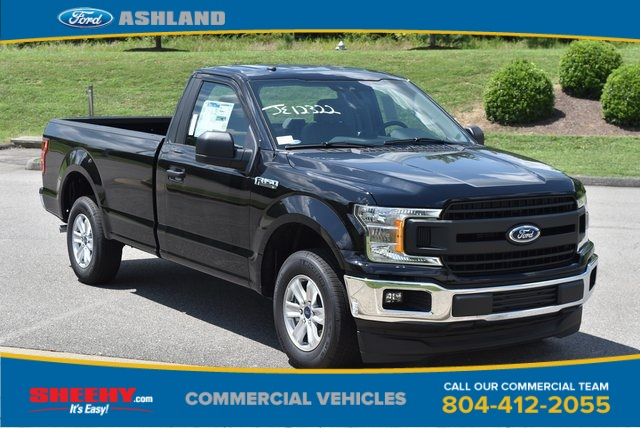 2019 F-150 Regular Cab 4x2,  Pickup #JE12322 - photo 3