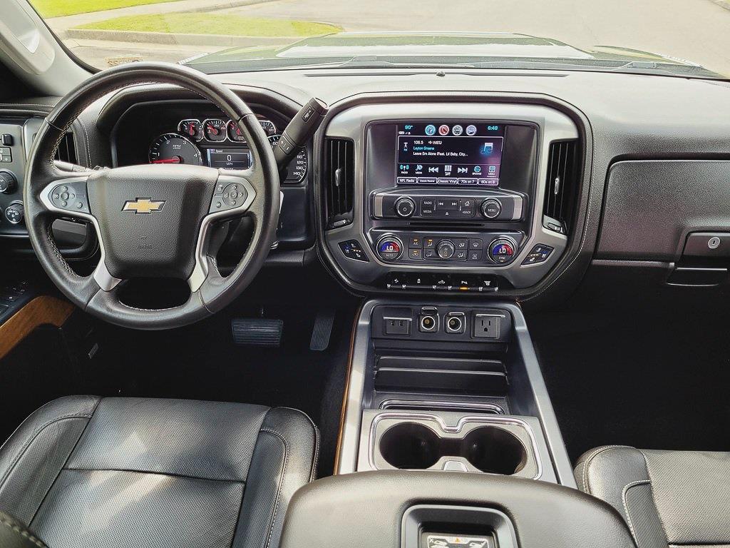 2017 Silverado 2500 Crew Cab 4x4,  Pickup #JE12823C - photo 15