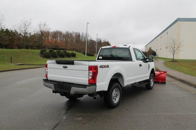 2020 Ford F-250 Regular Cab 4x4, BOSS Snowplow Pickup #JE23517 - photo 2
