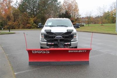 2020 Ford F-250 Regular Cab 4x4, BOSS Snowplow Pickup #JE23517 - photo 9