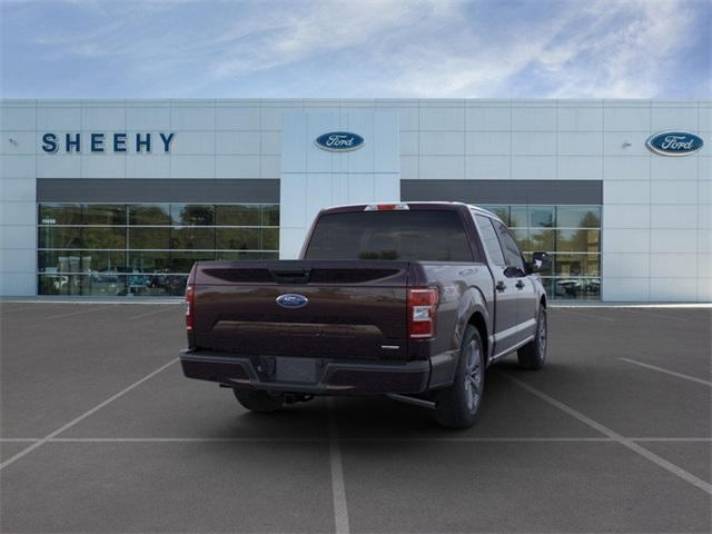 2020 Ford F-150 SuperCrew Cab 4x2, Pickup #JE27517 - photo 8