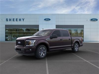 2020 Ford F-150 SuperCrew Cab 4x2, Pickup #JE27517 - photo 1