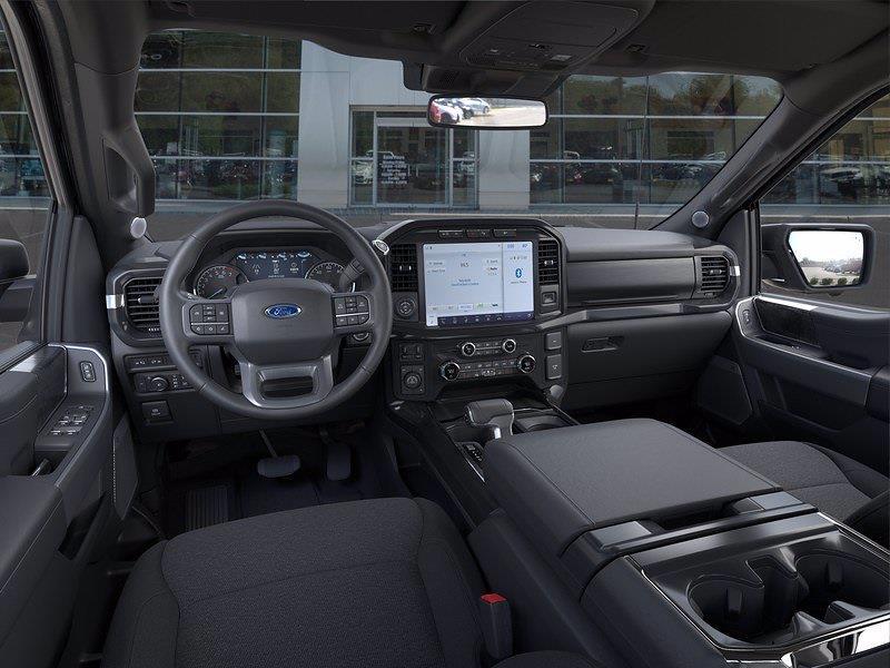 2021 F-150 SuperCrew Cab 4x4,  Pickup #JE35079 - photo 9