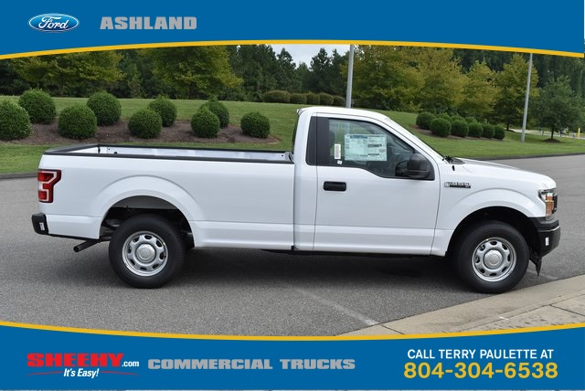 2019 F-150 Regular Cab 4x2,  Pickup #JE45056 - photo 4