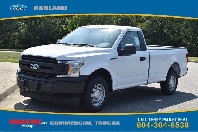 2019 F-150 Regular Cab 4x2, Pickup #JE45059 - photo 1