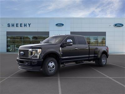 2020 Ford F-350 Crew Cab DRW 4x4, Pickup #JE58163 - photo 4
