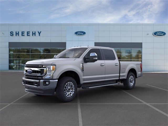 2020 Ford F-250 Crew Cab 4x4, Pickup #JE66745 - photo 4