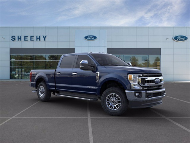 2020 Ford F-250 Crew Cab 4x4, Pickup #JE66748 - photo 1