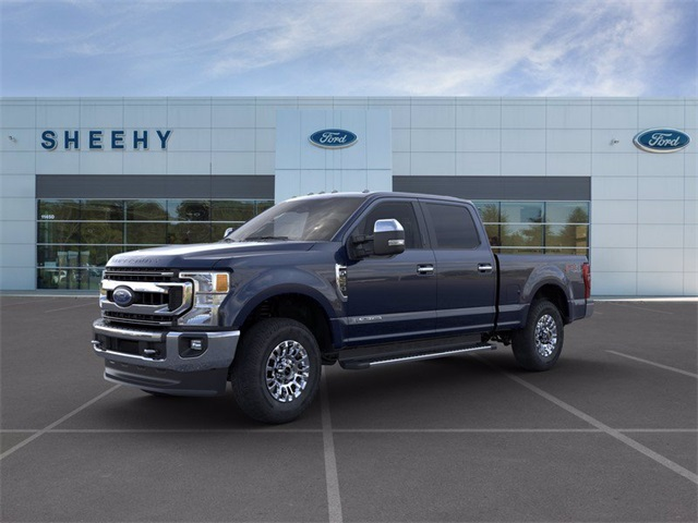 2020 Ford F-250 Crew Cab 4x4, Pickup #JE66748 - photo 4