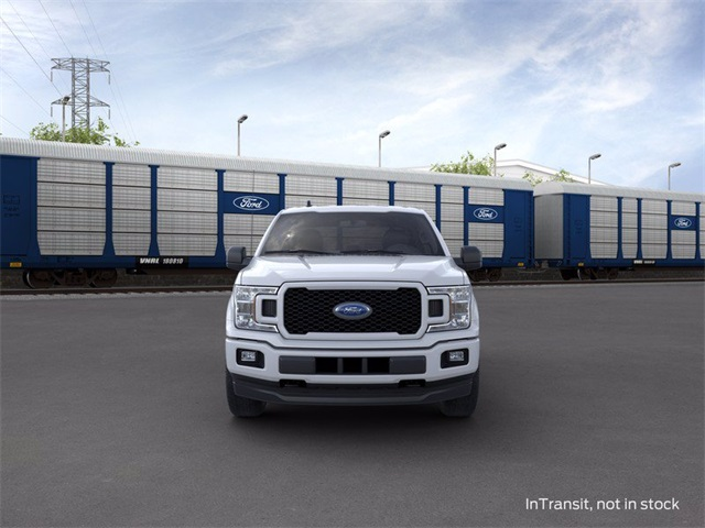 2020 Ford F-150 SuperCrew Cab 4x4, Pickup #JE85422 - photo 3