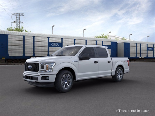2020 Ford F-150 SuperCrew Cab 4x4, Pickup #JE85422 - photo 4