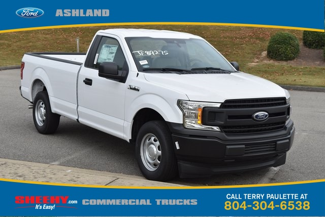 2019 F-150 Regular Cab 4x2,  Pickup #JE89275 - photo 3