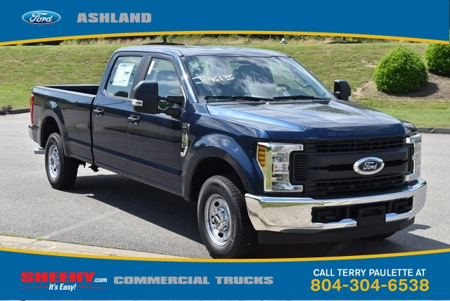 2019 F-250 Crew Cab 4x2,  Pickup #JE96135 - photo 3