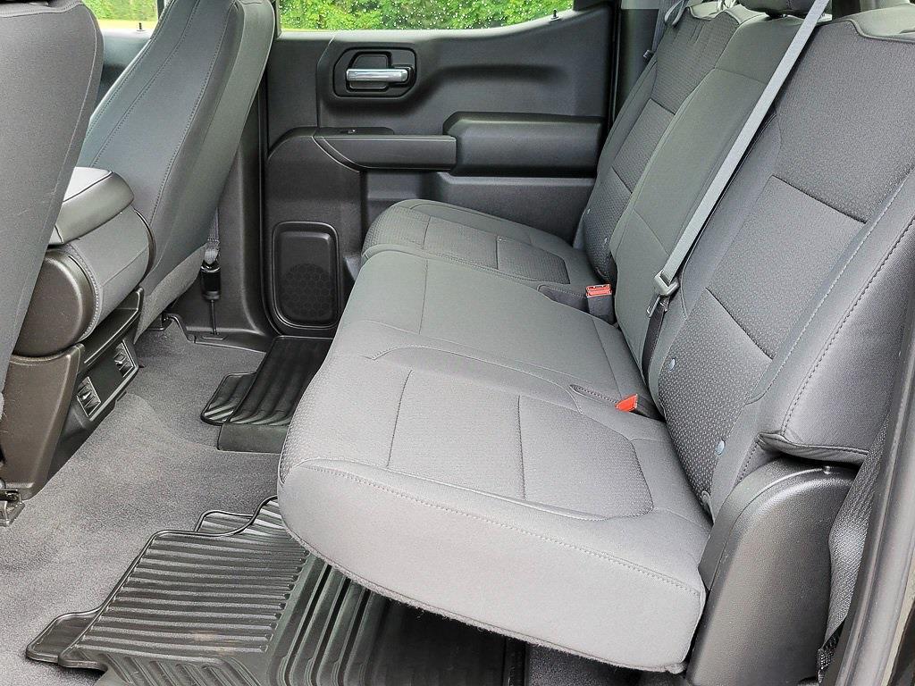 2020 Chevrolet Silverado 1500 Crew Cab 4x4, Pickup #JED5694A - photo 22