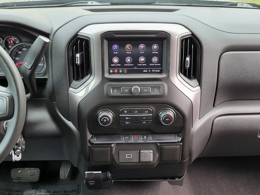 2020 Chevrolet Silverado 1500 Crew Cab 4x4, Pickup #JED5694A - photo 24