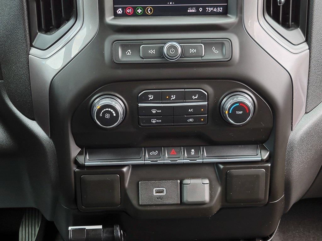 2020 Chevrolet Silverado 1500 Crew Cab 4x4, Pickup #JED5694A - photo 26