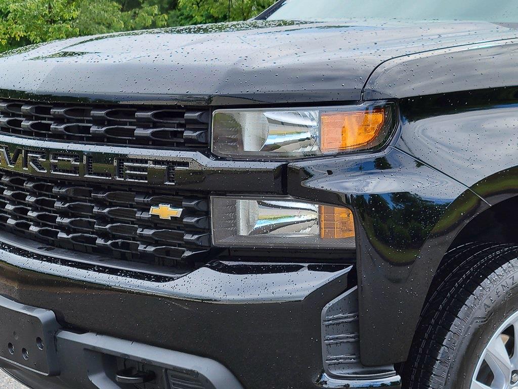 2020 Chevrolet Silverado 1500 Crew Cab 4x4, Pickup #JED5694A - photo 5