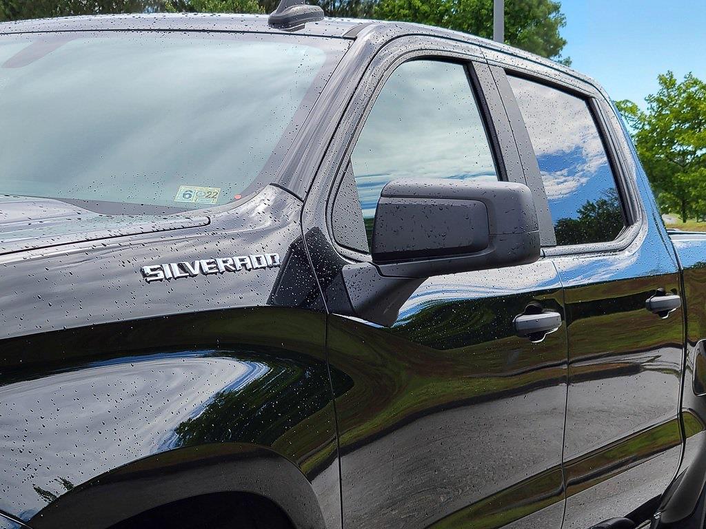 2020 Chevrolet Silverado 1500 Crew Cab 4x4, Pickup #JED5694A - photo 6