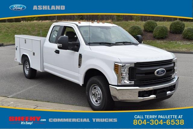 2019 F-250 Super Cab 4x2,  Reading SL Service Body #JEE28362 - photo 3