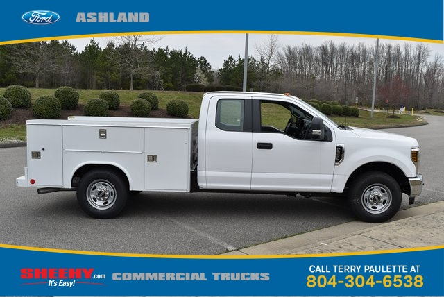 2019 F-250 Super Cab 4x2,  Reading SL Service Body #JEE28362 - photo 4
