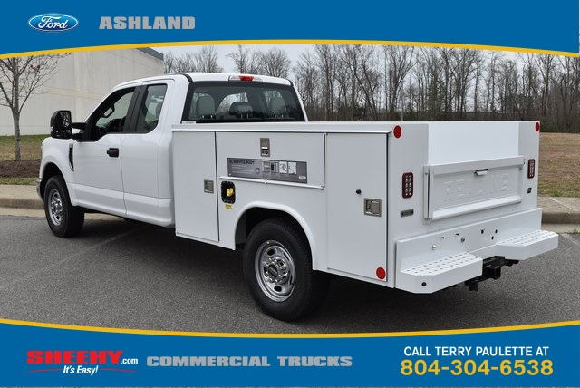 2019 F-250 Super Cab 4x2,  Reading Service Body #JEE28362 - photo 1