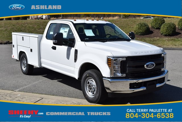 2019 F-250 Super Cab 4x2,  Reading SL Service Body #JEE28363 - photo 3
