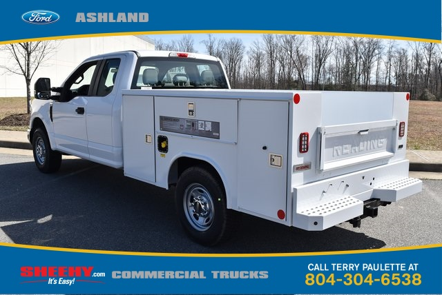 2019 F-250 Super Cab 4x2,  Reading Service Body #JEE28363 - photo 1