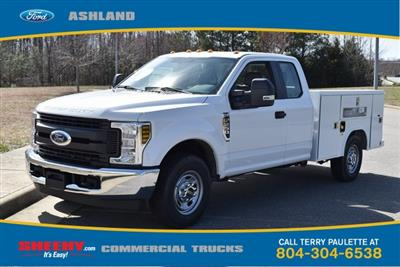2019 F-250 Super Cab 4x2,  Reading SL Service Body #JEE28363 - photo 1