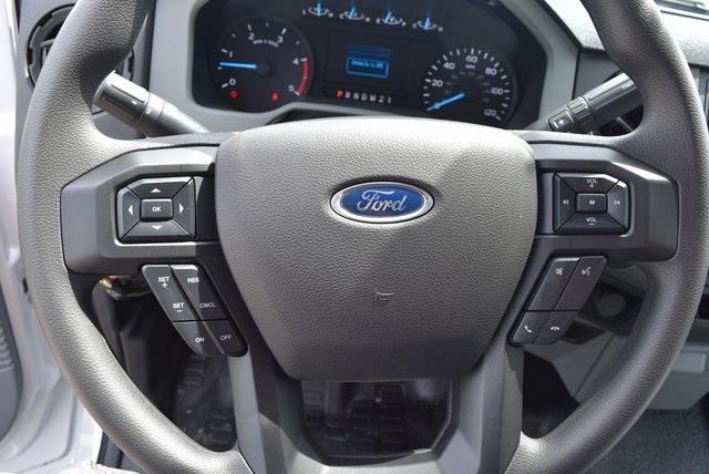 2021 Ford F-650 Regular Cab DRW 4x2, Godwin 300T Dump Body #JF03676 - photo 23