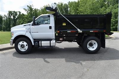 2021 Ford F-650 Regular Cab DRW 4x2, Godwin 300T Dump Body #JF03676 - photo 5