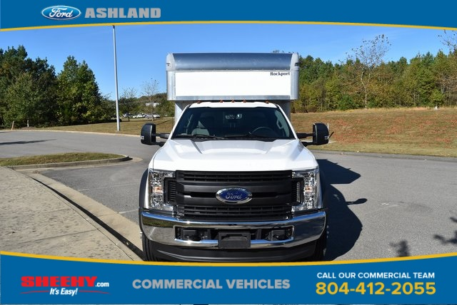 2019 F-550 Crew Cab DRW 4x4, Rockport Workport Service Utility Van #JF03691 - photo 12