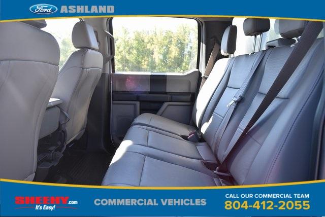 2019 F-550 Crew Cab DRW 4x4, Rockport Workport Service Utility Van #JF03691 - photo 13