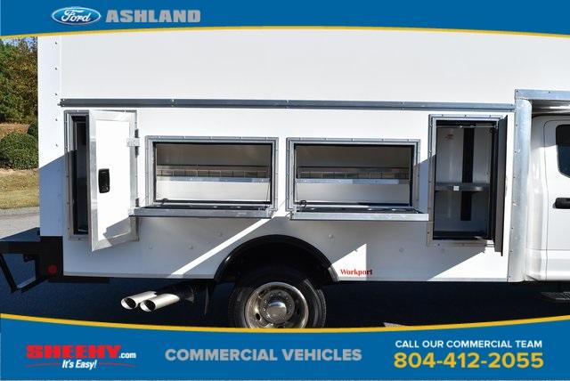 2019 F-550 Crew Cab DRW 4x4, Rockport Workport Service Utility Van #JF03691 - photo 6