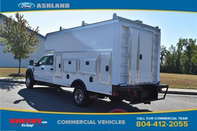 2019 F-550 Crew Cab DRW 4x4, Rockport Workport Service Utility Van #JF03691 - photo 2