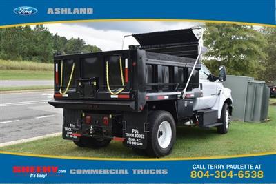 2019 F-650 Regular Cab DRW 4x2,  Godwin 300T Dump Body #JF09781 - photo 4