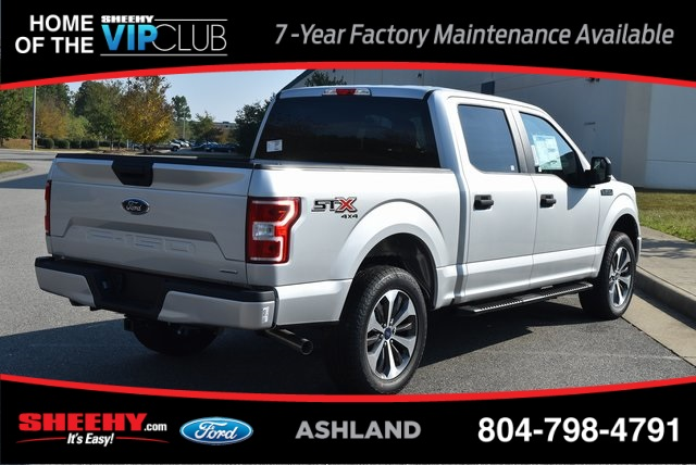 2019 F-150 SuperCrew Cab 4x4, Pickup #JF11211 - photo 5