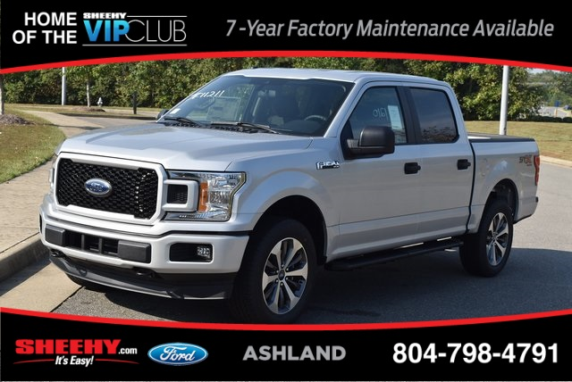 2019 F-150 SuperCrew Cab 4x4, Pickup #JF11211 - photo 1