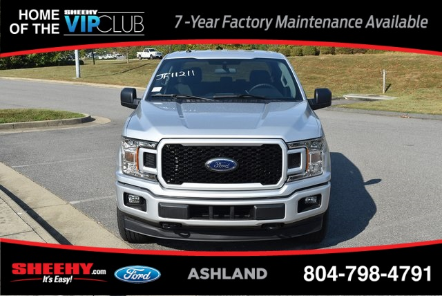 2019 F-150 SuperCrew Cab 4x4, Pickup #JF11211 - photo 7