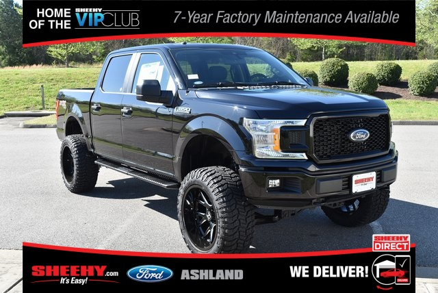 2019 F-150 SuperCrew Cab 4x4, Pickup #JF11213 - photo 1