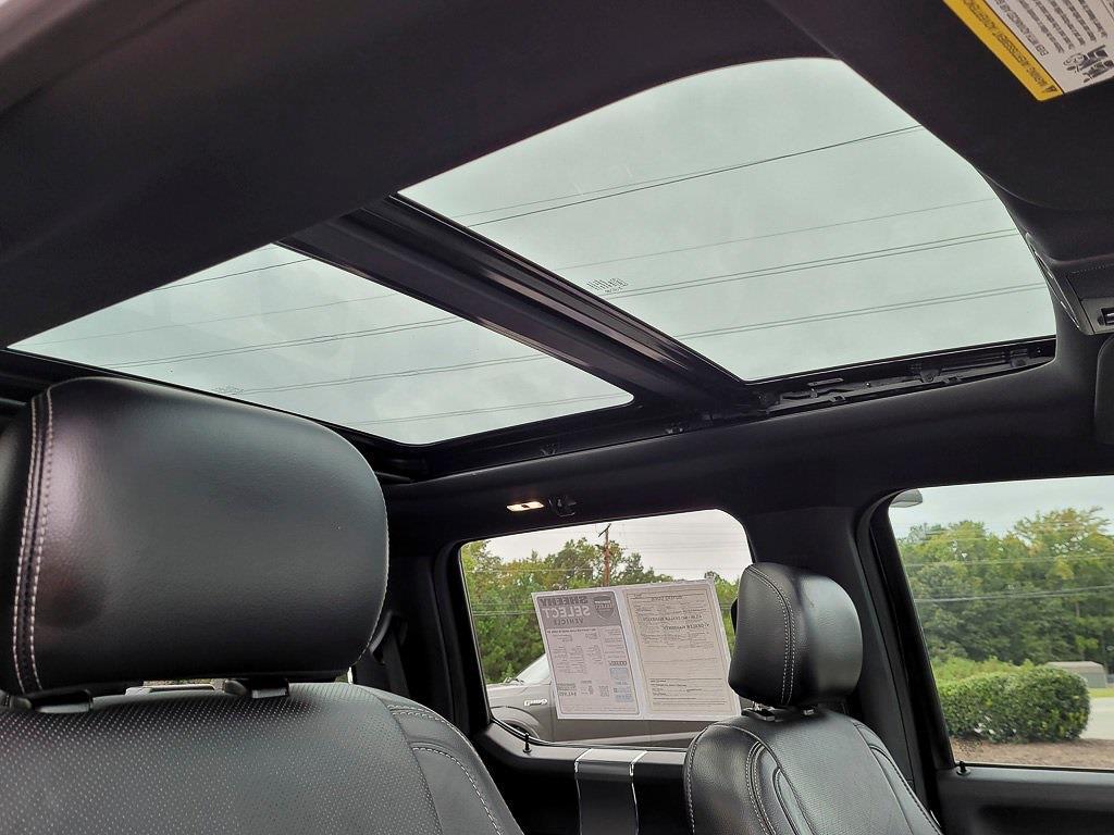 2017 F-150 SuperCrew Cab 4x4,  Pickup #JF5025B - photo 21
