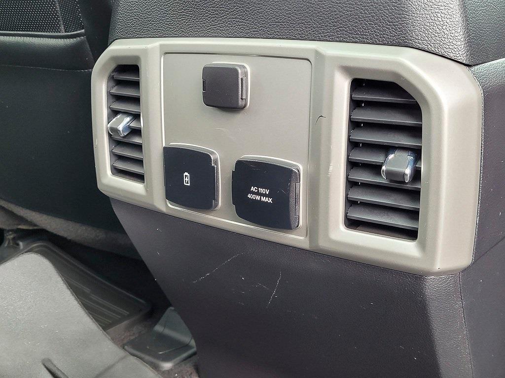 2017 F-150 SuperCrew Cab 4x4,  Pickup #JF5025B - photo 23