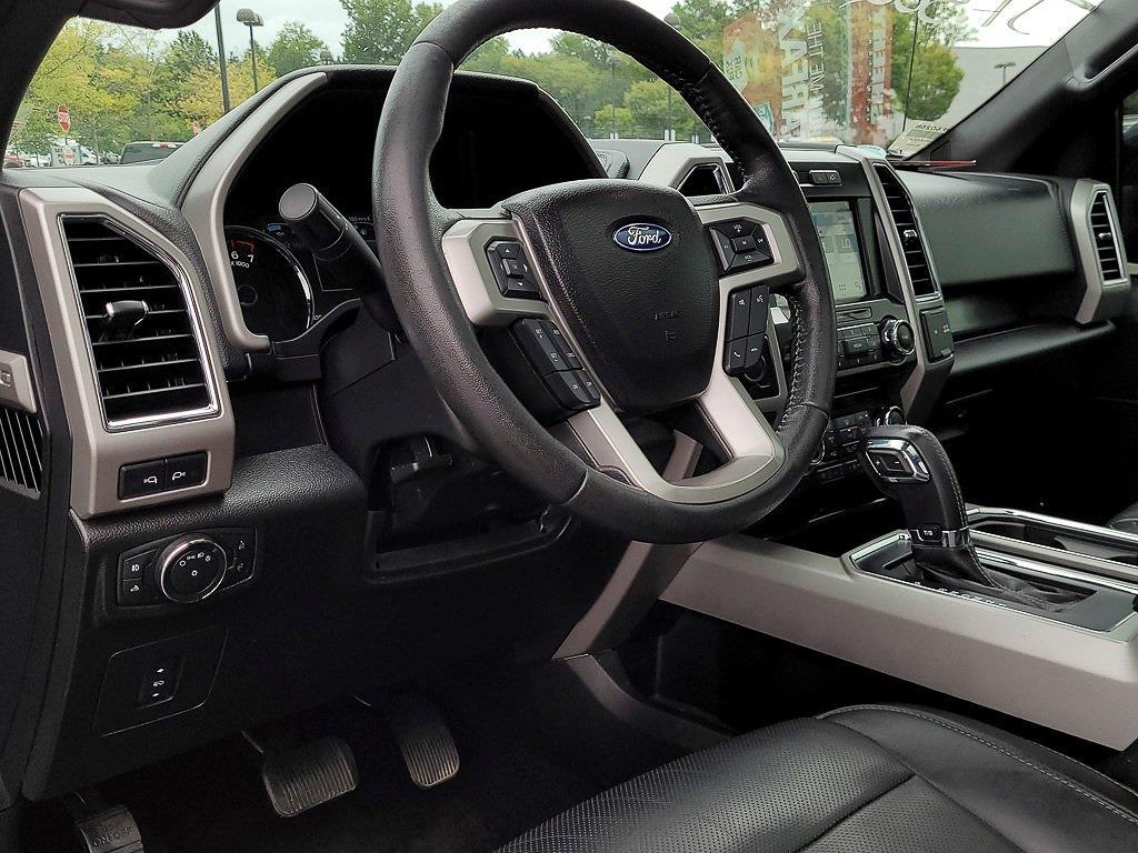 2017 F-150 SuperCrew Cab 4x4,  Pickup #JF5025B - photo 28
