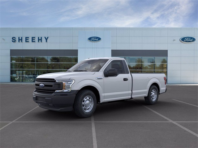 2020 Ford F-150 Regular Cab 4x2, Pickup #JF52265 - photo 4