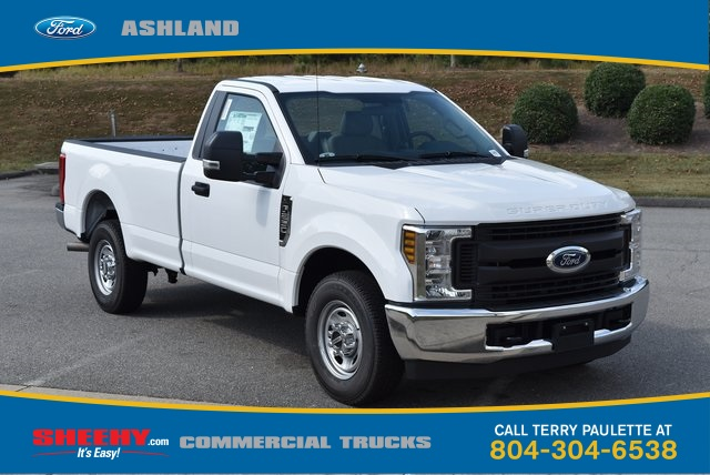 2019 F-250 Regular Cab 4x2,  Pickup #JF63836 - photo 3