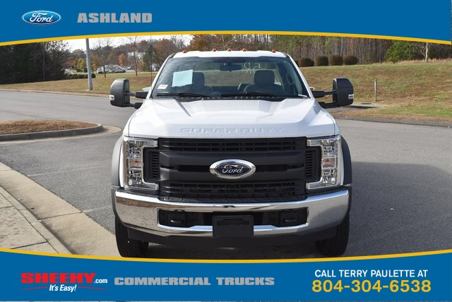 2019 F-450 Regular Cab DRW 4x2, Knapheide Standard Service Body #JF85466 - photo 10