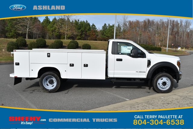 2019 F-450 Regular Cab DRW 4x2, Knapheide Standard Service Body #JF85466 - photo 4