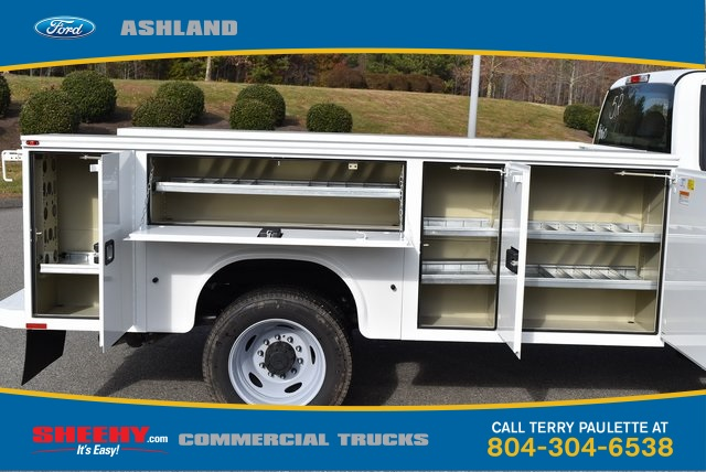 2019 F-450 Regular Cab DRW 4x2, Knapheide Standard Service Body #JF85466 - photo 5